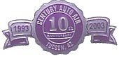 Century Auto Air in business over 10 years.